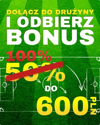 Bonus 600 zł